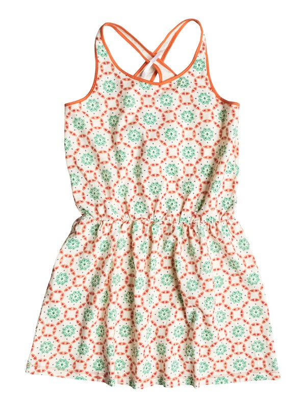 0 Girl's 7-14 Journey Dress  RRM58037 Roxy