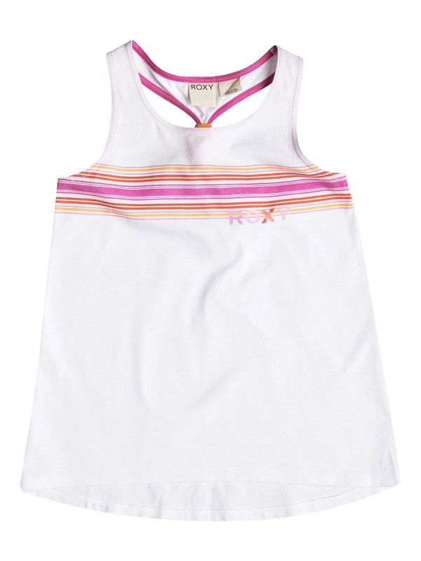0 Girl's 7-14 Go Go Tunic Active Tank  RRS51057 Roxy