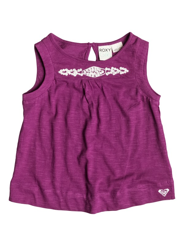 0 Girl's 2-6 Beach Bunny Top  RRS51296 Roxy