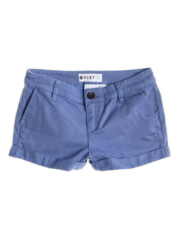 0 Girl's 7-14 Mahalo Shorts  RRS53097 Roxy