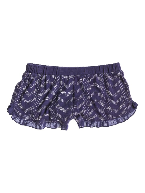 0 Girl's 7-14 Flounder Shorts  RRS53107 Roxy