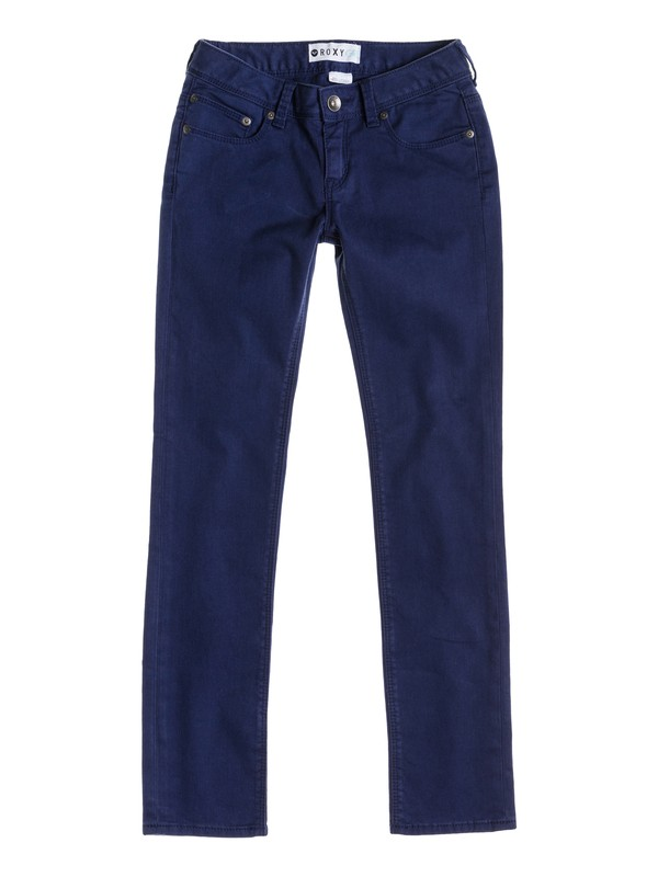 0 Girl's 7-14 Desert Jeans  RRS55157 Roxy