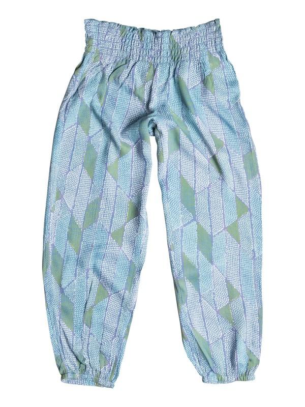 0 Girl's 7-14 Sharkbite Pants  RRS55167 Roxy