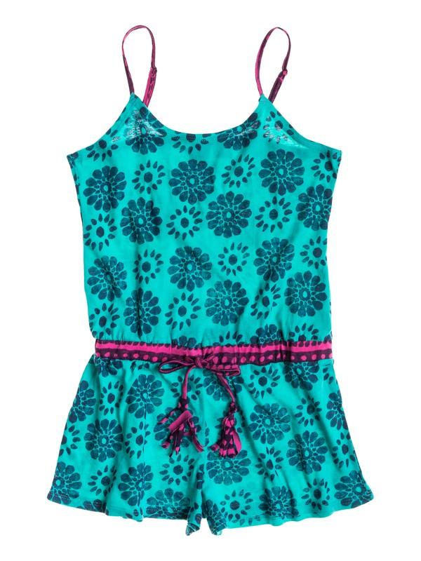 0 Girl's 7-14 Batik Paradise Romper  RRS58187 Roxy