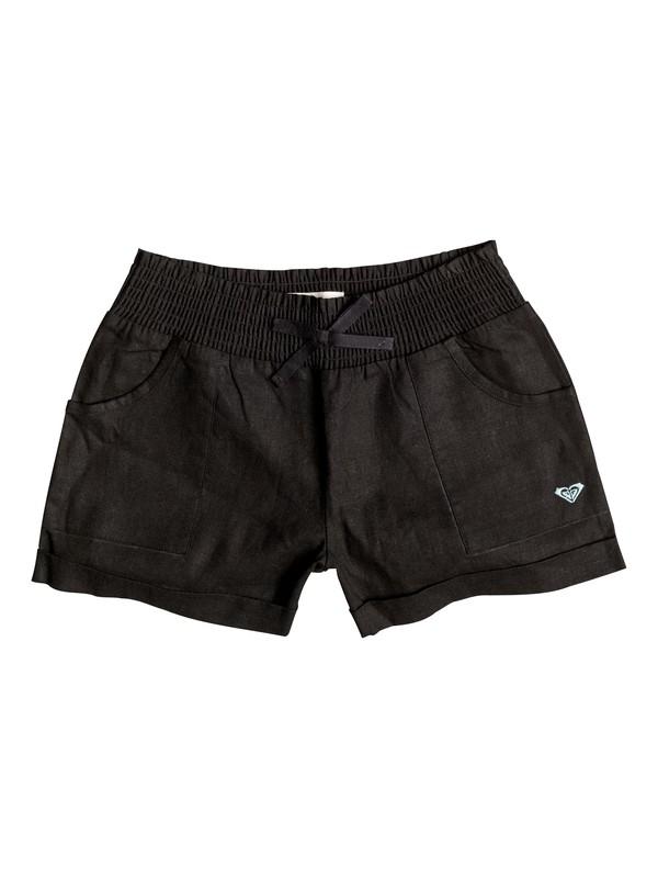 0 Girls 7-14 Beach Comber Shorts  RRX55117 Roxy