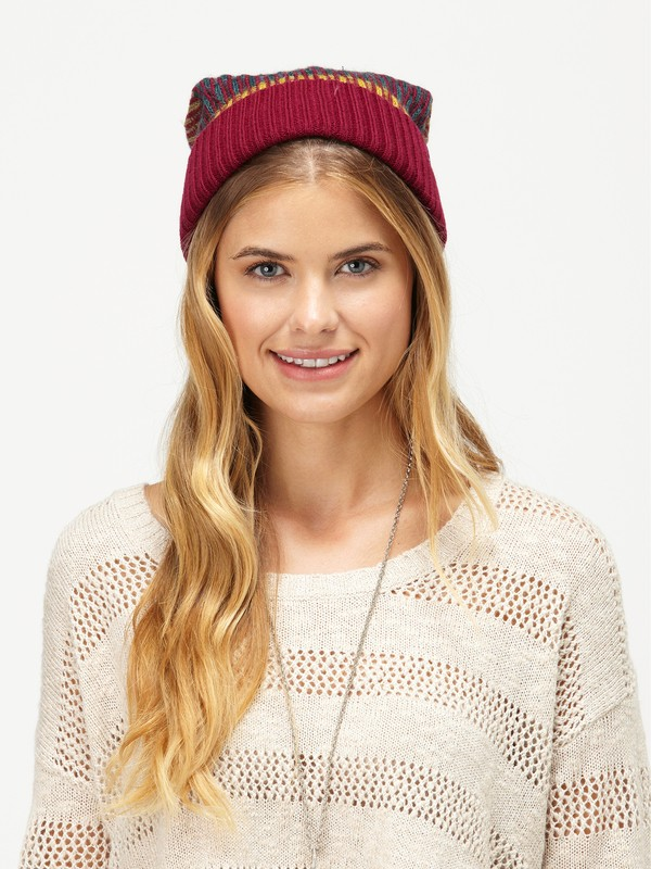 0 Torah Bright Winter Light Beanie  WPWBE334 Roxy
