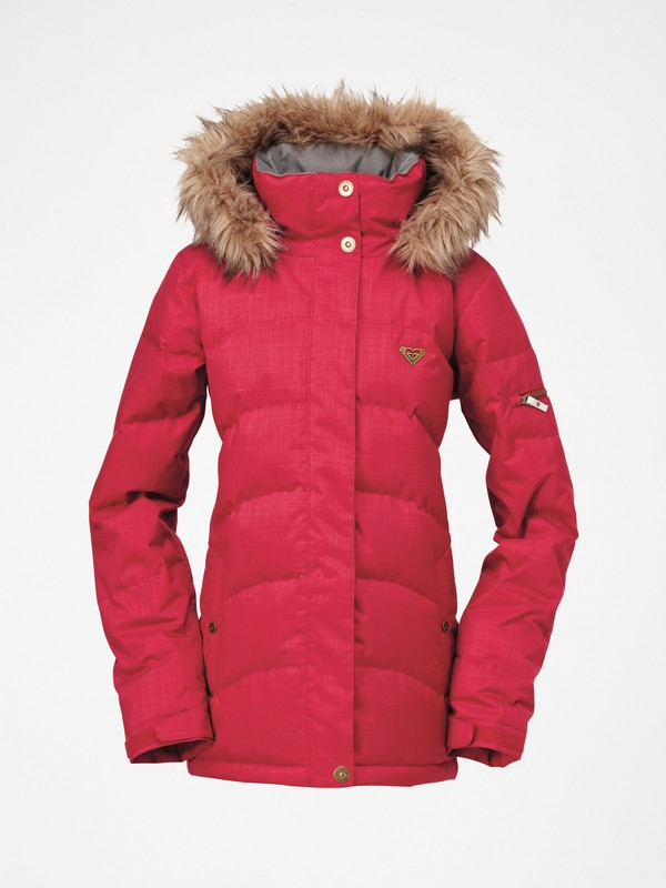 0 Tundra 8K Insulated Snow Jacket  WPWSJ274 Roxy