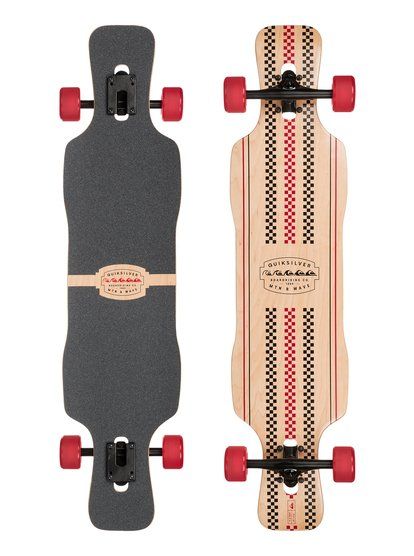 ff3ddfd559 Black drift skateboard pour homme marron quiksilver