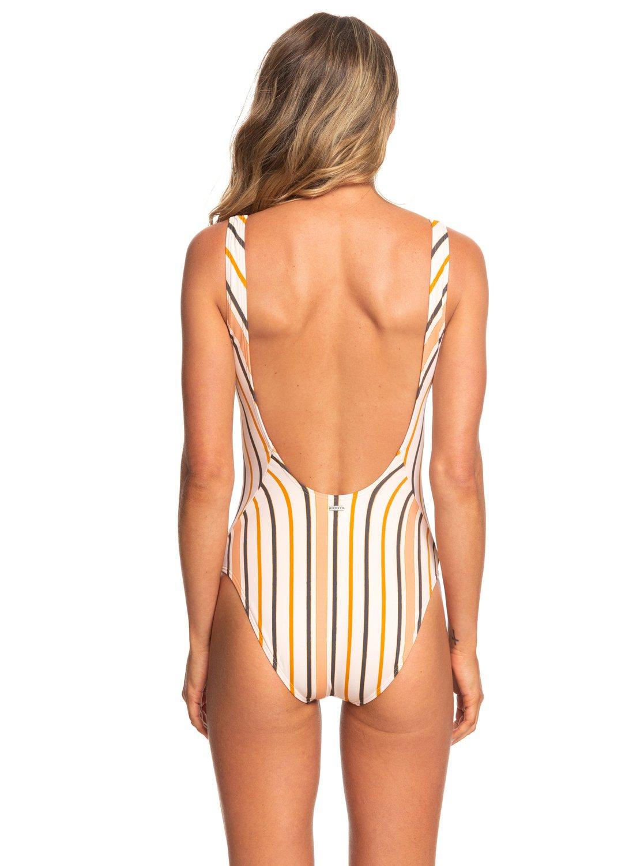 classico stampato intero Roxy Arjx103069 ™ da bagno Costume Beach qRpFtxF