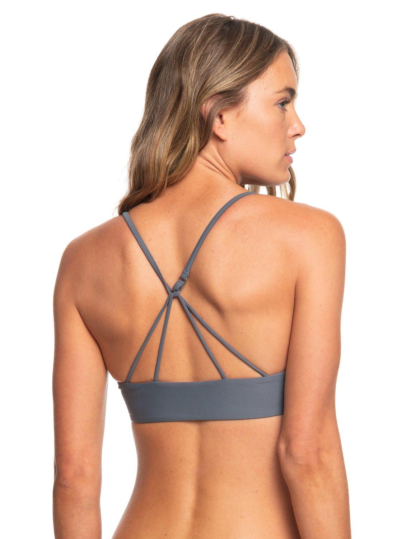 ™ stampa Reversibile Tri Roxy Top Bikini con Arjx303358 Atletico morbida a6C8xR