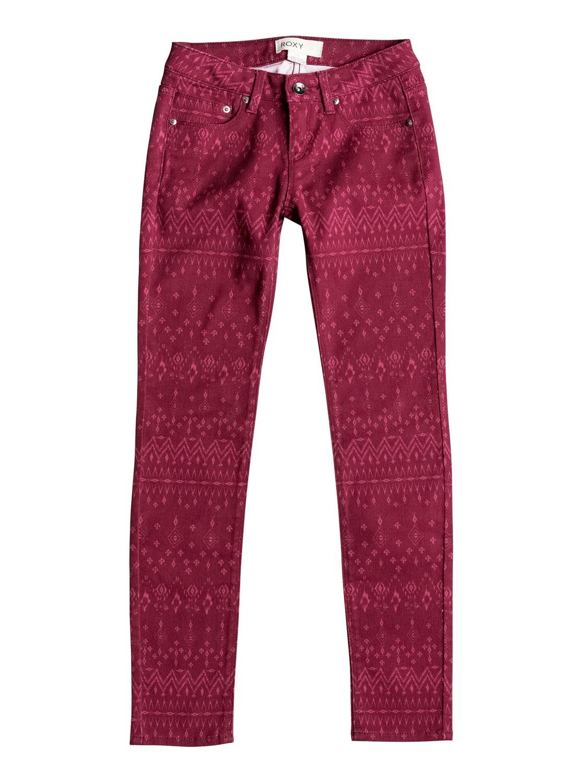 джинсы roxy для девочки