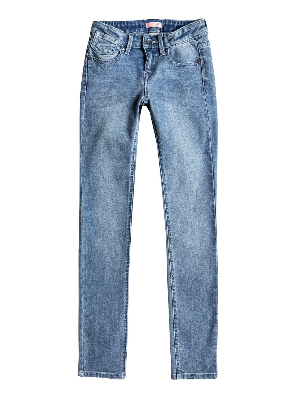 Узкие джинсы Follow Rivers Roxy