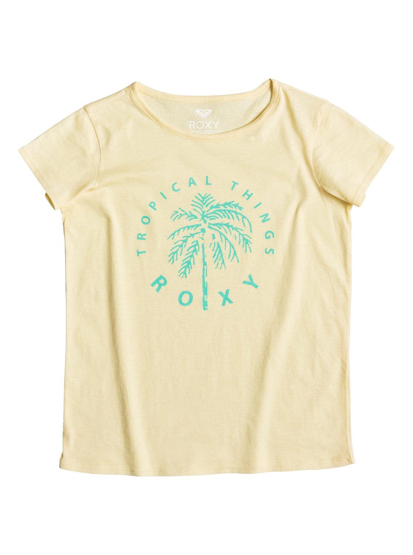 детская футболка roxy
