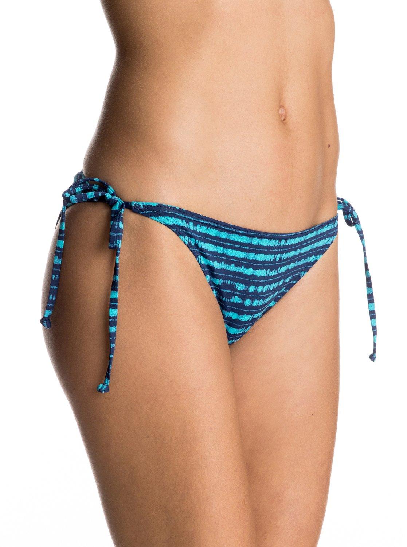 Плавки бикини с принтом Pop Swim Roxy