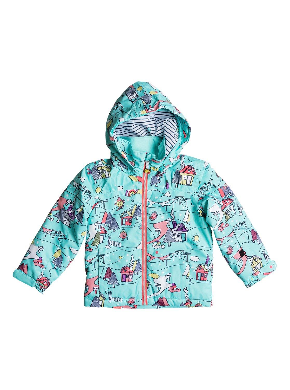 Сноубордическая куртка Mini Jetty Little Miss Roxy