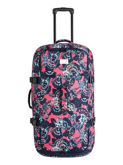Большой чемодан на колесах Long Haul 125L Roxy