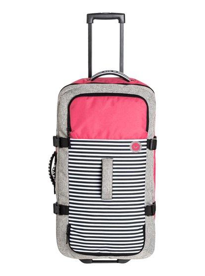 Большой чемодан на колесах Fly Away Too 100L Roxy