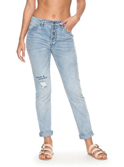 Прямые джинсы Rock Sound Roxy