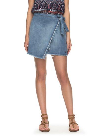 Джинсовая юбка Punta Brea Roxy